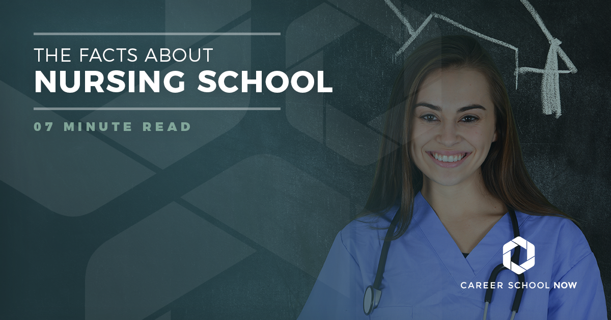 the facts about nursing school-how hard is it really