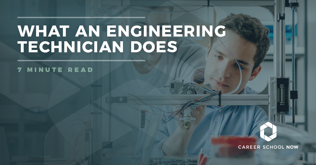 Types of engineering technicians degree salary jobs info malvernweather Images