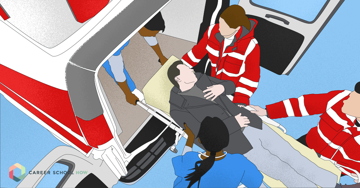 emergency medical technician careers-how to become an emt
