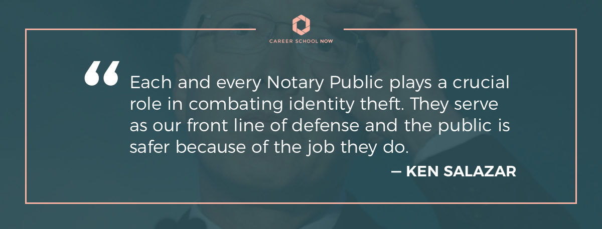 Notary Public - Learn About Salary and Requirements