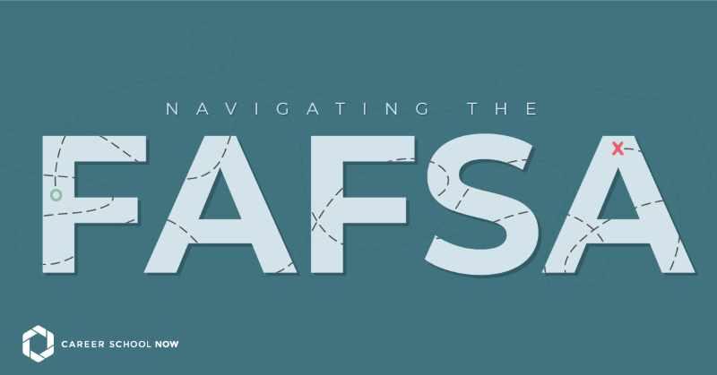 navigating the fafsa