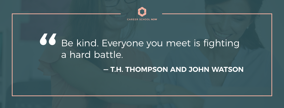 TH Thompson and John Watson quote--Become a human resource manager article